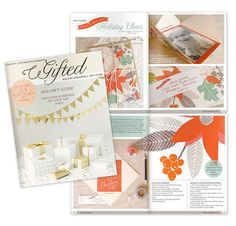 This gift can be found in one of the boxes.   gifted magazine  http://rewardsfouryou.nl/thegift/Index.html