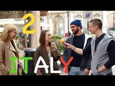 Italiano automatico in strada 2 - Cosa ritieni importante nella vita? (with English subs) - YouTube