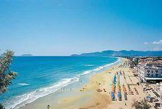 Sperlonga - La spiaggia