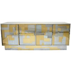 Paul Evans Cityscape Credenza for Directional