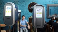 Smart Beer Dispensers