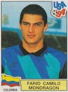 Así lucía Farid Camilo Mondragón en su primer mundial, en Estados Unidos 1994  #Brasil2014 #MundialBrasil2014