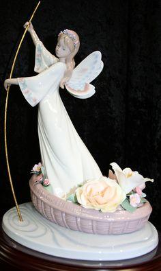 """Lladro """"Fairy"""" Figurine"""