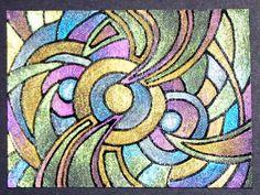 ACEO Shimmer Doodle 2 by Artwyrd.deviantart.com on @deviantART