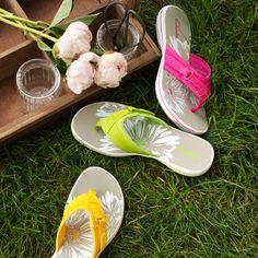 Clarks flip-flops | summer style