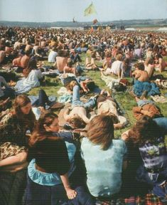 1969 - I was only 9 but asked my parents if I could go to Woodstock with my cousin who was going.