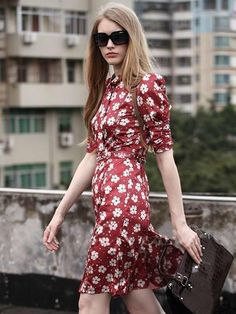 casual dress  #buytrends #fashion #style #dress