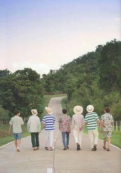BTS V JK JM SG JH RM JN ❤️