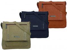 Überschlagtasche mit Nieten STEFANO. #B2B #Mode #Tasche #Bag #Fashion