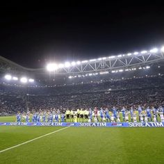Lo Stadium pronto per #JuventusEmpoli