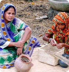 by buying the products that these women hand make, you give them an option besides starvation and prostitution. shop at worldcrafts.org