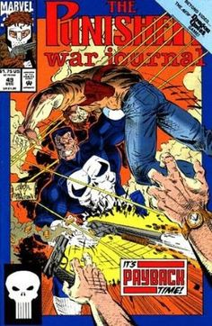 The Punisher War Journal #49