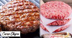 CARNE CLÁSICA PARA HAMBURGUESA: Prepara unas ricas hamburguesas partiendo de cero con esta deliciosa y sencilla receta de carne para hamburguesas, la versión clásica y sin complicaciones. Recuerda que teniendo esta receta base, te será más sencillo modificar y adaptarla a tus necesidades y gustos. Diy Food, Hot Dogs, Crockpot Recipes, Steak, Bbq, Pork, Easy Meals, Food And Drink, Cookies
