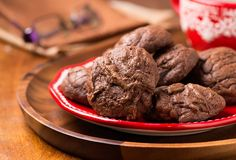 These Chocolate Truffle Cookies Are So Rich, You're Going To Want A Glass Of Milk To Wash 'Em Down!