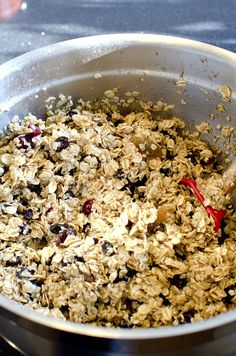 Energibarer Cereal, Oatmeal, Breakfast, Food, The Oatmeal, Morning Coffee, Rolled Oats, Essen, Meals