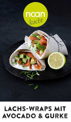 Easy und macht dennoch Eindruck. Diese Fingerfood-Varianten sind der Hingucker bei jeder Party! Avocado, Wraps, Silvester Party, Finger Foods, Mexican, Ethnic Recipes, Easy, Finger Food Recipes, Cooking