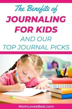Want to get your child a little more excited about writing and expressing themselves? A journal might help. Select a few that have the features you want and let your child choose their favorite. #kidsreading #kidscrafts #musicforkids #kidseducation #babybook #booksforkids Activities For Kids, Crafts For Kids, Writing Activities, Parenting Advice, Kids And Parenting, Baby On A Budget, Music For Kids, Christian Parenting, Kids Reading