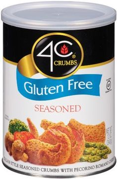 4C, Crumbs, Gluten Free, 12oz Container (Pack of 3) (Choose Style) (Seasoned) > Stop everything and read more details here! : Fresh Groceries