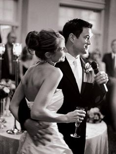 20 secrets to a fun wedding reception - Click image to find more Weddings Pinterest pins