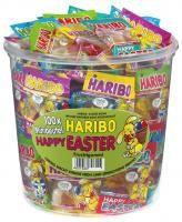 Haribo Minibeutel Happy Easter a 100 Stück in der 980 g Dose