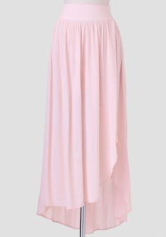 super gorgeous skirt for this spring! I'm drooling over the color, the cut, the flow of the fabric...pretty much everything. (((Sigh))) Upper Haight Midi Skirt via Ruche.com