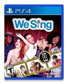 Now in Stock! We Sing (PS4) - P... http://www.jnlgame.com/products/we-sing-ps4-playstation-4-solus-edition?utm_campaign=social_autopilot&utm_source=pin&utm_medium=pin