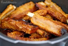 PANELATERAPIA - Blog de Culinária, Gastronomia e Receitas: Costelinha com…