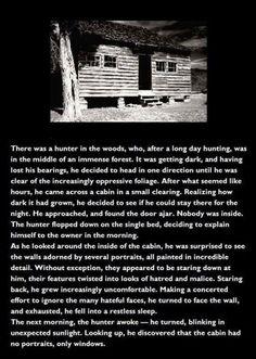 The Cabin - Creepy Story