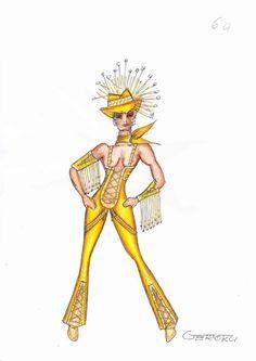 Palast Royal Show Girl