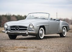 World Of Classic Cars: Mercedes-Benz 190 SL 1956 - World Of Classic Cars ...