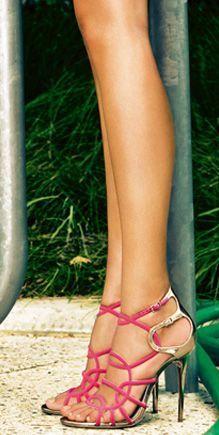 sexy sandals www.ScarlettAvery.com