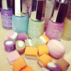 We can WAIT for these #nail beauty cuties to hit the LF shelves! We HEART you Mavala!