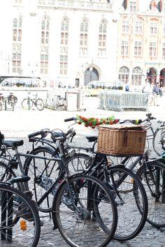 Bicycles, Bruges
