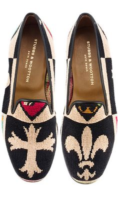 That Kind Of Woman · Stubbs & Wootton Crest Color Slippers