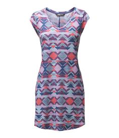 The North Face Women's Short-Sleeve EZ Tee Dress
