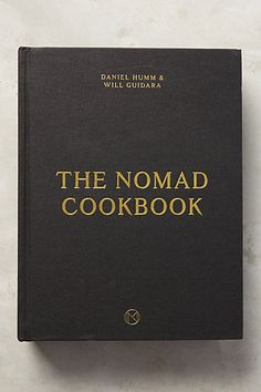The NoMad Cookbook #anthropologie