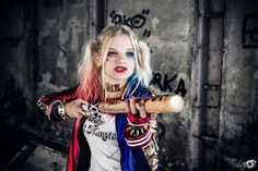 Harley Quinn (Suicide Squad) cosplay by AnitramNoriko