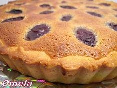 Пирог со сливами «Франжипан» Пирог со сливами «Франжипан»