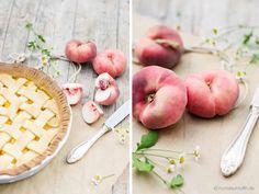 Peach Pie | Pfirsich Pie © monsieurmuffin
