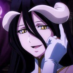 Anime Girl Hot, Kawaii Anime Girl, Albedo, Manga Anime, Anime Art, Memes Lindos, Gothic Anime, Anime Profile, Manga Girl