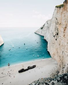 Zakynthos, Greece Photography by Meagan Bourne Oh The Places You'll Go, Places To Travel, Places To Visit, Greece Vacation, Greece Travel, Greece Photography, Travel Photography, Beach Vibes, Summer Vibes