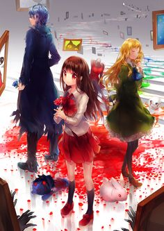This is amazing can some one tell me what is it about cuz I have never seen or heard of it ~Tsuki shigaoh