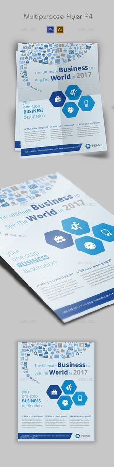 Business Idea Flyer  Flyer Template Business And Buy Business