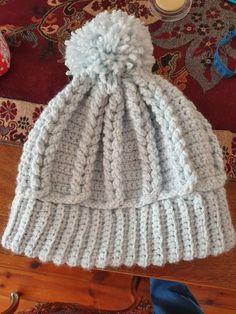 Crotchet, Lana, Winter Hats, Crochet Hats, Homemade, Projects, Fashion, Knitting Hats, Log Projects