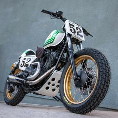 Yamaha Bolt by Roland Sands