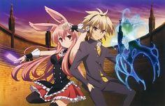 Black Rabbit & Izayoi Sakamaki