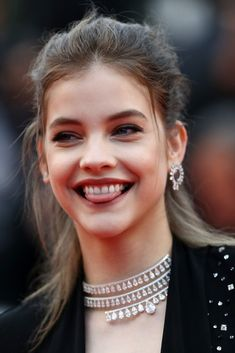 """Barbara Palvin Photos - Model Barbara Palvin attends the screening of """"Burning"""" during the annual Cannes Film Festival at Palais des Festivals on May 2018 in Cannes, France. - 'Burning (Beoning)' Red Carpet Arrivals - The Annual Cannes Film Festival Barbara Palvin, Hollywood Celebrities, Hollywood Actresses, Jade Weber, Angels Beauty, Palais Des Festivals, Stylish Girl Pic, A Star Is Born, Love Her Style"""