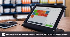 Planning to buy a POS Software? Grab the 10 features to boost efficiency of your Retail business