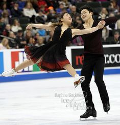 Maia Shibutani & Alex Shibutani