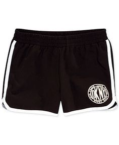 DKNY Girls' Token Shorts - Kids Girls 7-16 - Macy's